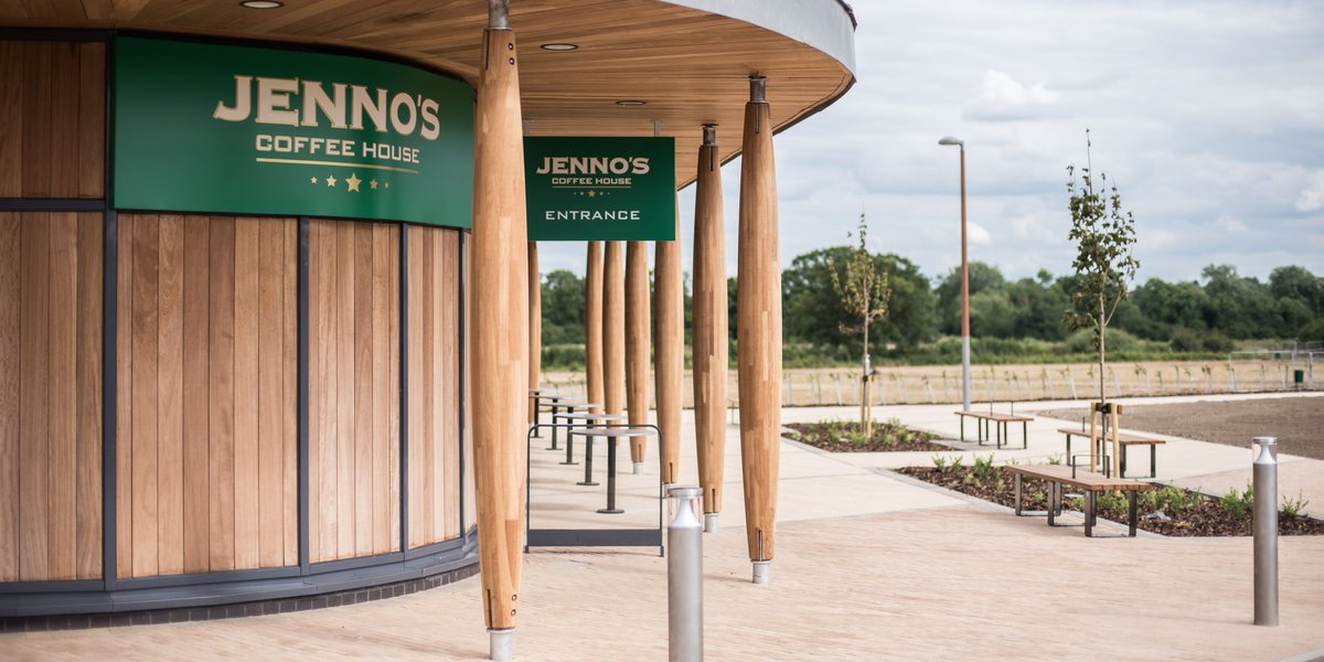 Jennos Coffee House At Everards Meadows Everards Meadows